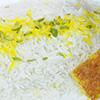 برنج زعفرانی